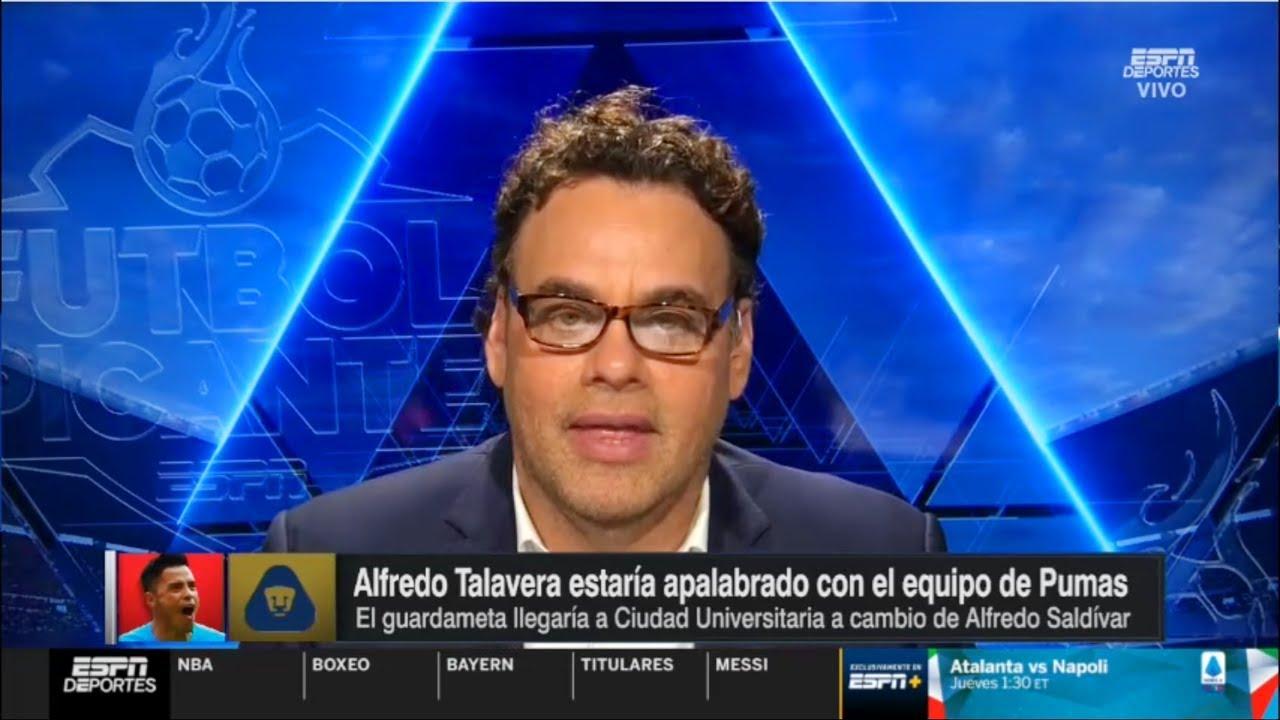 FUTBOL PICANTE 30 Junio 2020 | Alfredo Talavera estaría apalabrado con el equipo de Pumas