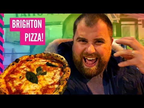 BRIGHTON PIZZA REVIEW