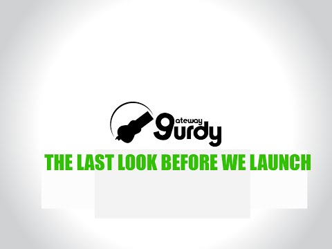 The last pre promotion video demo gateway gurdy production prototype affordable Hurdy Gurdy