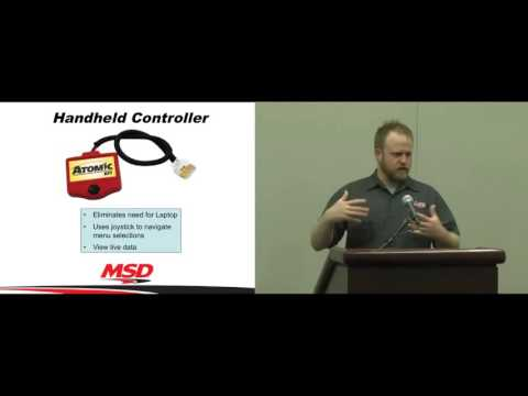 MSD Atomic EFI Detailed Tutorial Overview Explanation