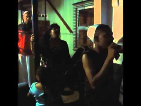 Cape Town karaoke..