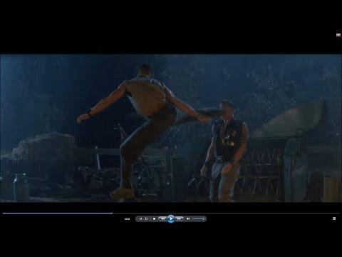 Universal Soldier - Final Fight Scene - Jean-Claude Van Damme Vs Dolph Lundgren