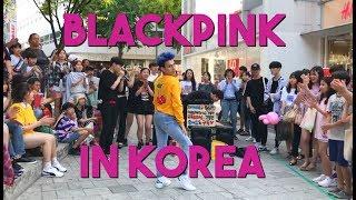 [Busking in Korea] BLACKPINK - '뚜두뚜두 (DDU-DU DDU-DU) | K-POP in Public Challenge