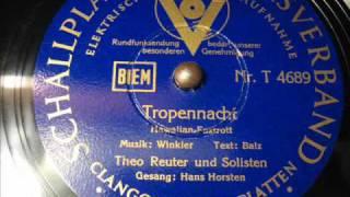 Theo Reuter - Tropennacht