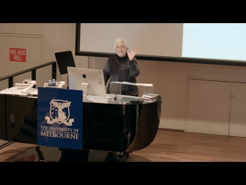 Harriet Ritvo, keynote lecture 'Animal Publics' 2015