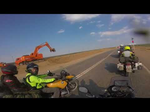 08 Central Asia Trip Dagestan to Astrakhan Part 2