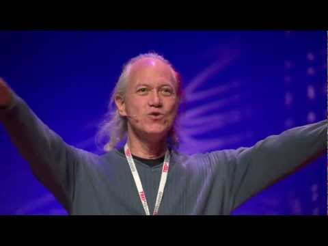 The Hackerspace Movement: Mitch Altman at TEDxBrussels