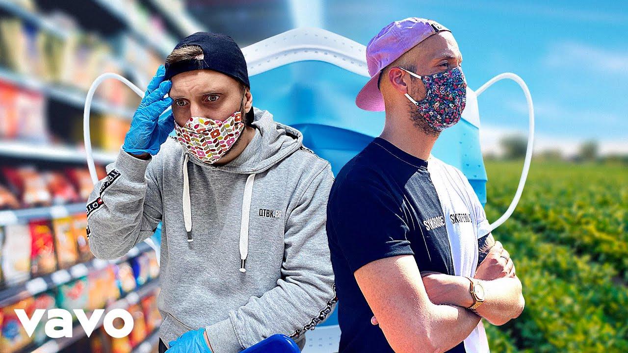 Mcfly et Carlito - J'ai roté dans mon masque ?