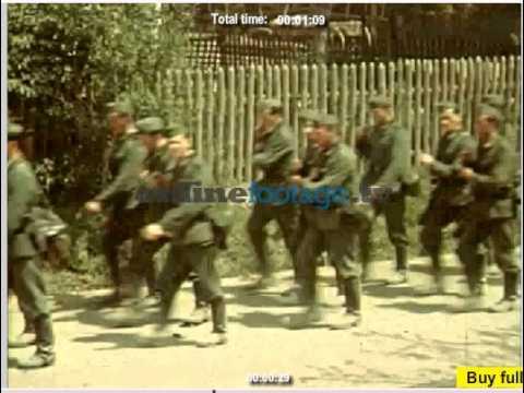 Przemarsz Wojsk Niemieckich- Tarnobrzeg