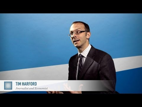 Tim Harford on why economists can't predict | World Finance Videos