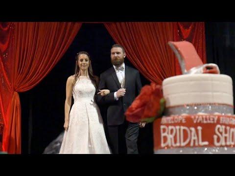 The AV Fair & Event Center - Bridal Show Recap 2018