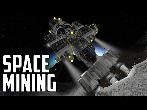 Space Engineers - S1E09 'Space Mining'