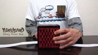 DIY Music Box: Yoshi