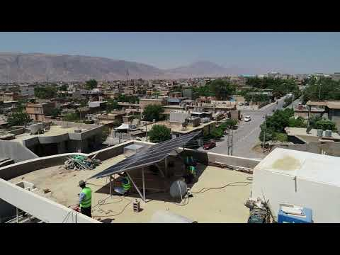 solar  System in Kurdistan Darbandixan