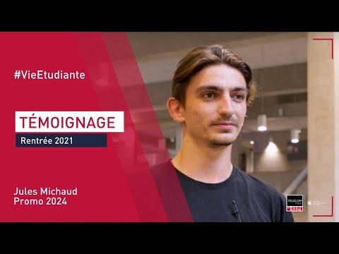 [Rentrée 2021] Témoignage de Jules Michaud