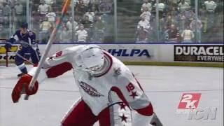 NHL 2K8 Xbox 360 Trailer - Trailer (HD)