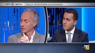 Otto e mezzo - Grillo: prontissimi a governare (Puntata 24/09/2015)