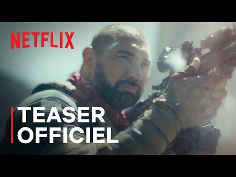 Army of the Dead | Teaser officiel VF | Netflix France