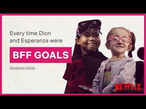 Dion And Esperanza Prove That They're BFF Goals In Raising Dion