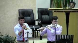 Agnus Dei Duet (Trumpet and Flute)