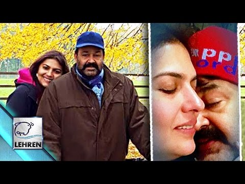 Mohanlal-Suchitra's 28th Wedding Celebrationv | Lehren Malayalam