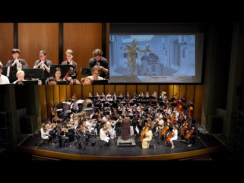 John Williams: Star Wars Suite for Orchestra