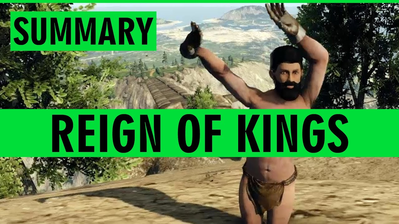 how to set up a reign of kings server