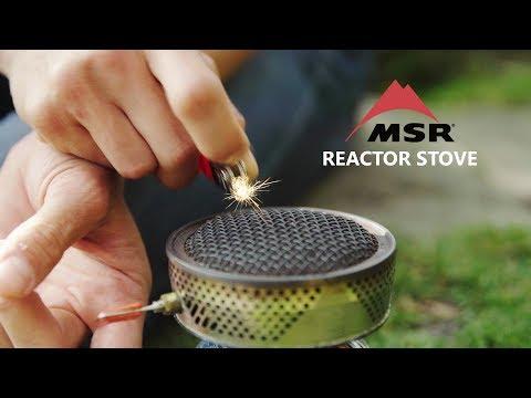 MSR - Reactor Stove