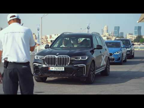 BMW LEVEL X Drive Event And The All New BMW X6 Launch At Katara – November 2019.