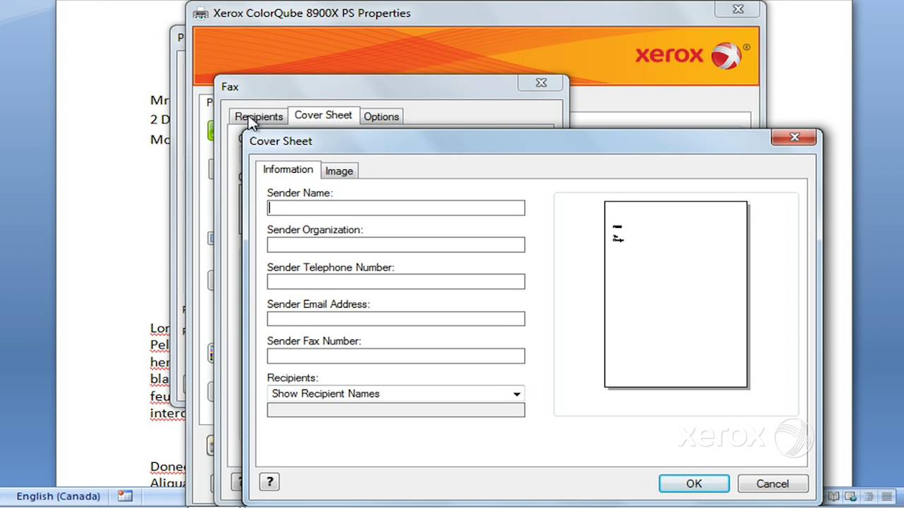Xerox Global Print PostScript Drivers for PC