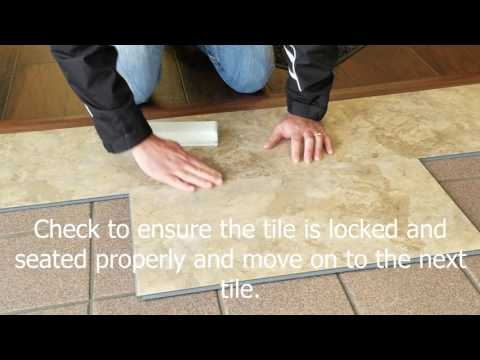 How to Install WPC Flooring