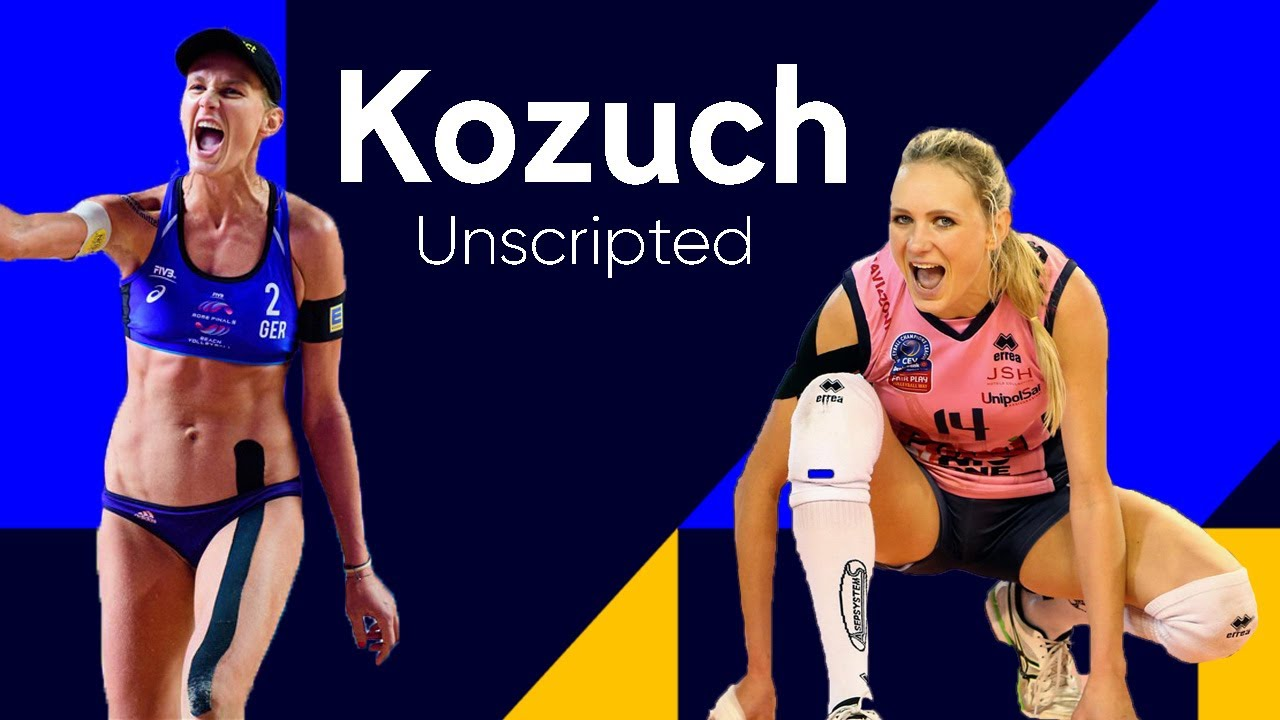 Maggie Kozuch talks Volleyball vs Beach, the Olympic delay & that Pomi #CLVolleyW win! | Unscrip