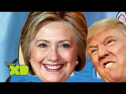 The Trump and Hillary show