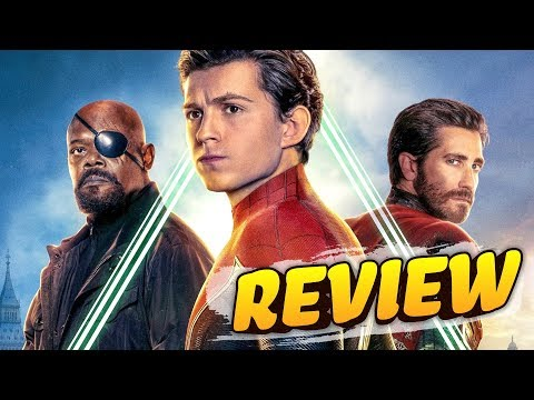 Spider-Man: Far From Home | Review!