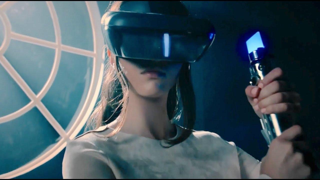 Star Wars'a özel artırılmış gerçeklik geliyor