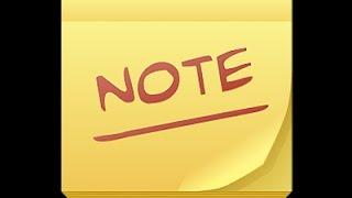 شرح برنامج الملاحظات color note شروحات - برامج screenshot 4