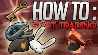 [TF2] How To Start Trading! (Trading Tips #1)
