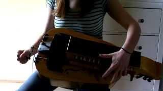 Eluveitie - Santonian Shores (hurdy gurdy cover)