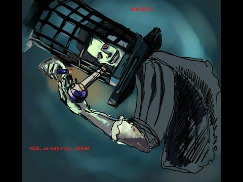 Bloodborne кiт Павло на мопедi