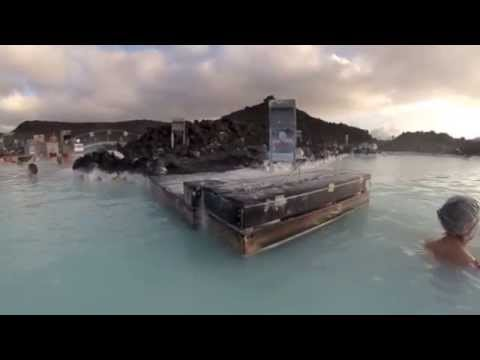 A Visit to the Blue Lagoon, Iceland - 12 October 2014