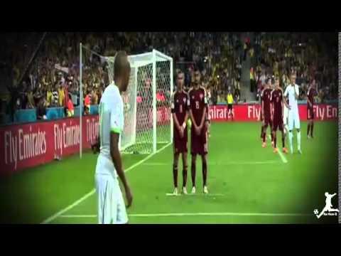 Algeria vs Russia World Cup 2014