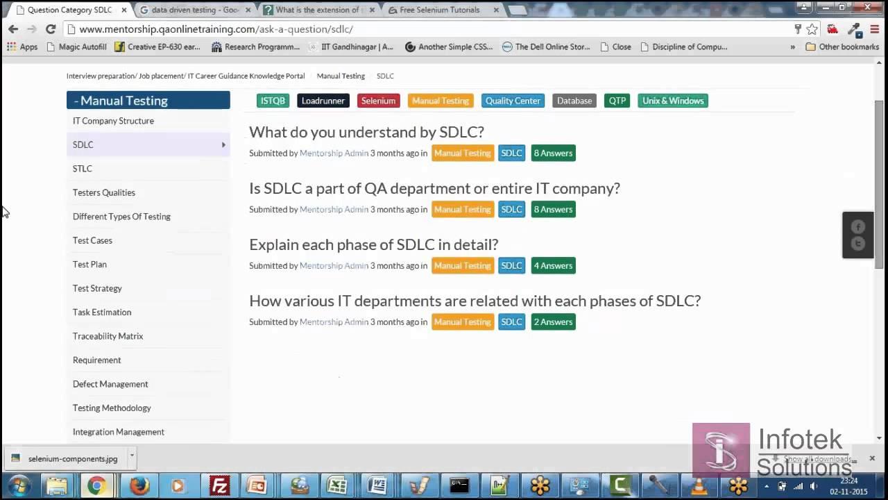 sdlc interview questions answers sdlc interview questions answers