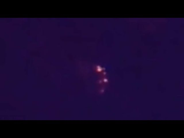 Descubren un enorme OVNI de 300 metros de diámetro cerca de la Estación Espacial Internacional