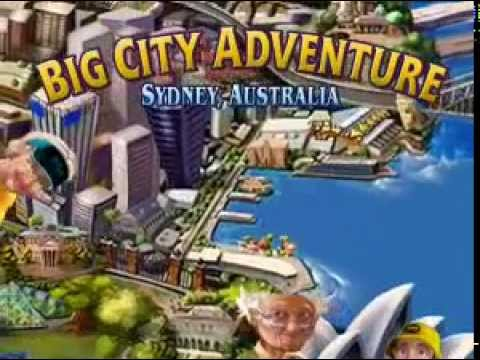 Big City Adventure  Sydney, Australia Game