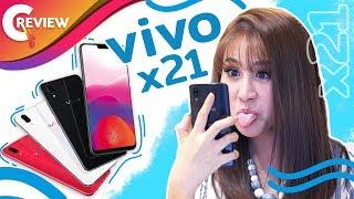 มาแล้ว... รีวิว Vivo X21 สมาร์ทโฟนที่มาพร้อมเซ็นเซอร์สแกนลายนิ้วมือ...