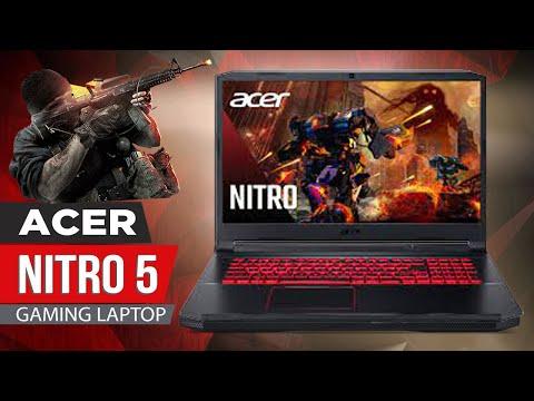 ACER NITRO 5 REVIEW 2021 CALIDAD/PRECIO