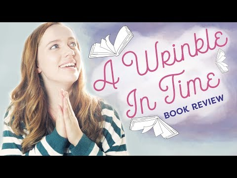 A WRINKLE IN TIME BOOK REVIEW   AudreyEliza