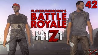 H1Z1 Battle Royale - É de Graça #42