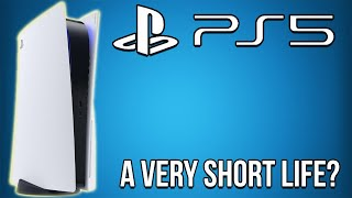Sony Expects The PS5 To Have A Short Lifespan