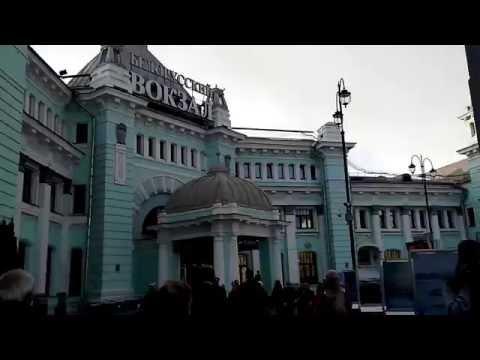 Как доехать до белорусского вокзала